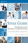 FRANKLINCOVEY STYLE GUIDE: FOR BUSINESS AND TECHNICAL COMMUNICATION 5E