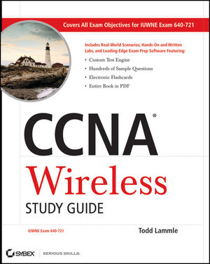 CCNA WIRELESS STUDY GUIDE EXAM 640-721 + CD