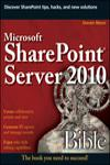 MS SHAREPOINT SERVER 2010 BIBLE