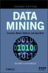 DATA MINING: CONCEPTS, MODELS, METHODS, AND ALGORITHMS 2E