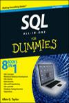 SQL ALL-IN-ONE FOR DUMMIES 8 BOOKS IN ONE 2E