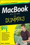 MACBOOK ALL-IN-ONE FOR DUMMIES, 2E
