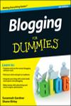 BLOGGING FOR DUMMIES 4E