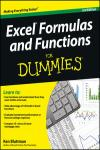 EXCEL FORMULAS AND FUNCTIONS FOR DUMMIES 3E