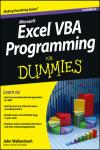 EXCEL VBA PROGRAMMING FOR DUMMIES 3E