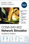 CCNA 640-802 NETWORK SIMULATOR, ACADEMIC EDITION 2E DVD